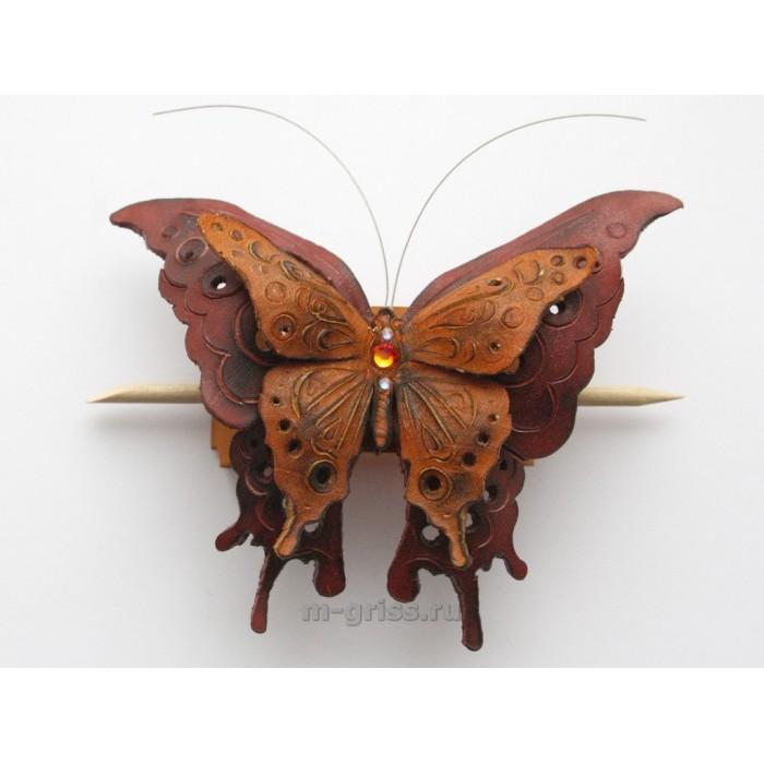 Поделка бабочка из ко 367